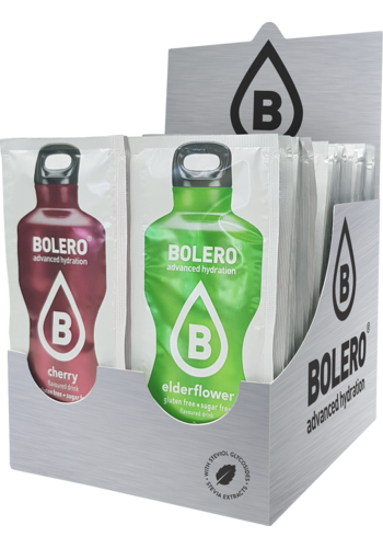 Bolero MIX PACK | all 79 flavors | 156 liters ( 79 sachets x 9 g )
