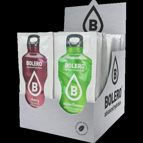 Bolero Kennenlernpaket | Alle 79 Sorten | 156 liters ( 79 beutel x 9g)
