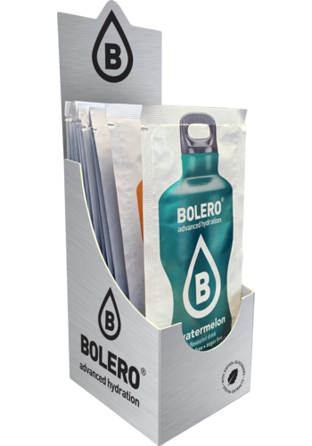 Bolero Kennenlernpaket | TOP 12 Sorten (12 x 9g)