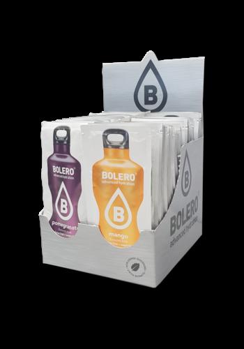 Bolero MIX PACK | 58 flavours package | 114 LITER 58 sachets