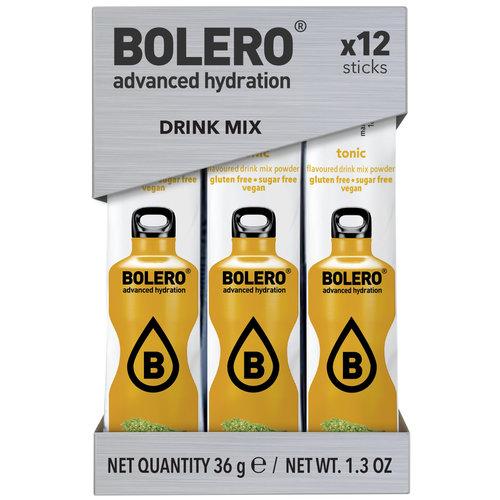 Bolero STICKS - Tonic (12x3g)