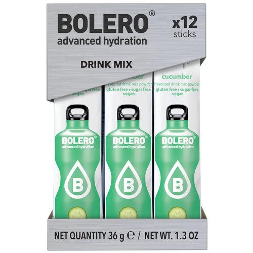 Bolero STICKS - Cucumber (12x3g)