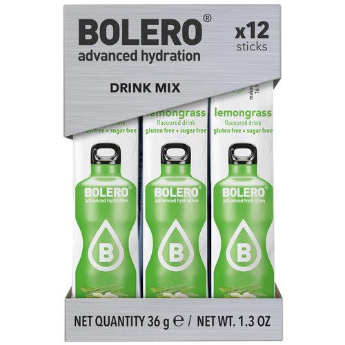 Bolero STICKS - Lemongrass (12 x 3g)