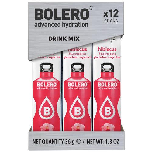 Bolero STICKS - Hibiscus (12 x 3g)