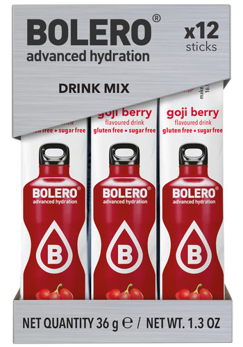 Bolero STICKS - Goji Berry (12 x 3g)