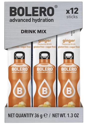 Bolero STICKS - Ginger (12 x 3g)