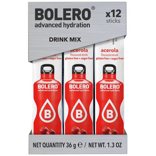 Bolero STICKS - Acerola (12 x 3g)