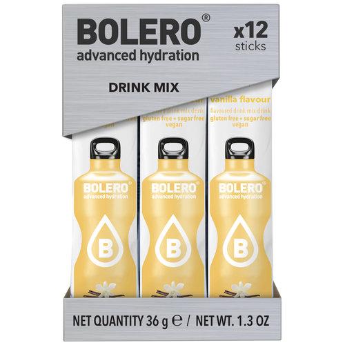 Bolero STICKS - Vanilla (12x3g)