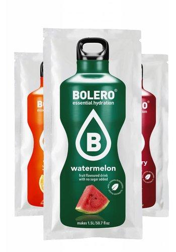 Bolero Kennenlernpaket | Wählen 3 Geschmack (3 x 9g)