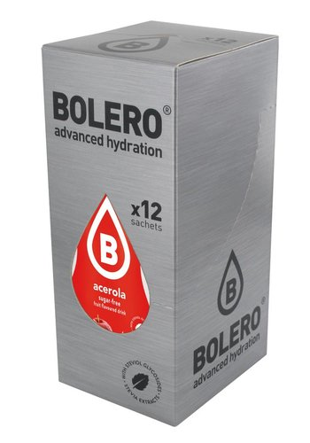 Bolero Acerola | 12 sachets (12 x 9g)