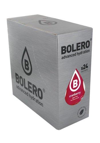 Bolero Cranberry 24 sachets with Stevia