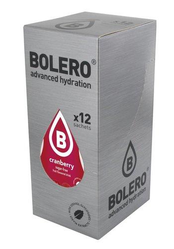 Bolero Cranberry met Stevia | 12 stuks