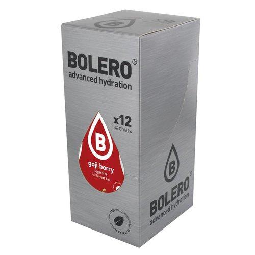 Bolero Goji Beere | 12-er Packung (12 x 9g)