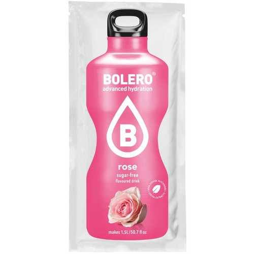 Bolero Rose with Stevia