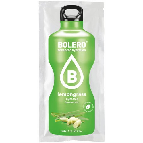 Bolero Lemongrass with Stevia