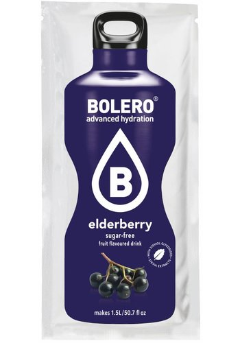 Bolero Elderberry with Stevia