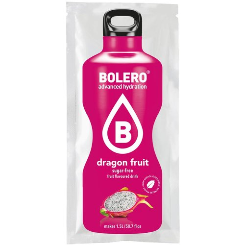Bolero Dragon Fruit met Stevia