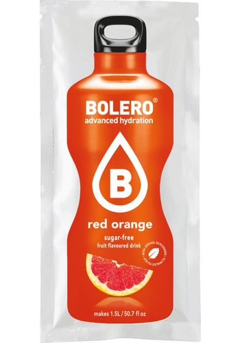 Bolero Arancia Rossa | Bustine (1 x 9g)