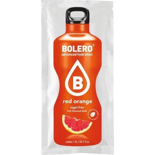 Bolero Naranja Sanguína con Stevia