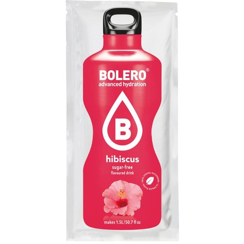 Bolero Hibiscus with Stevia