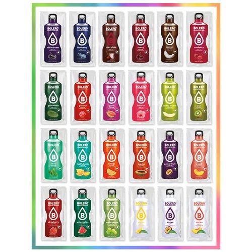 Bolero MIX PACK | Escoje 24 sabores (24 x 9g)