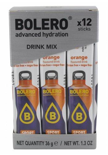 Bolero STICKS - SPORT Naranja
