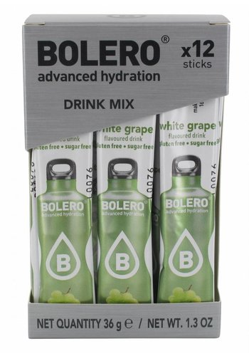 Bolero STICKS - White Grape (12 x 3g)