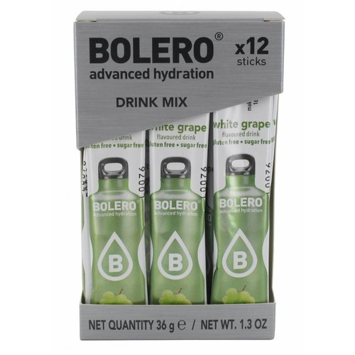 Bolero STICKS - White grape