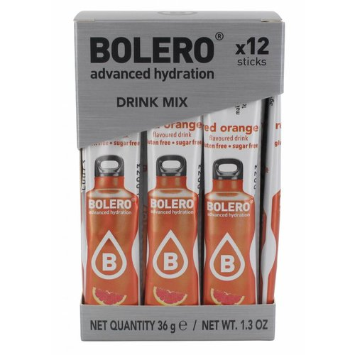 Bolero STICKS - Red Orange