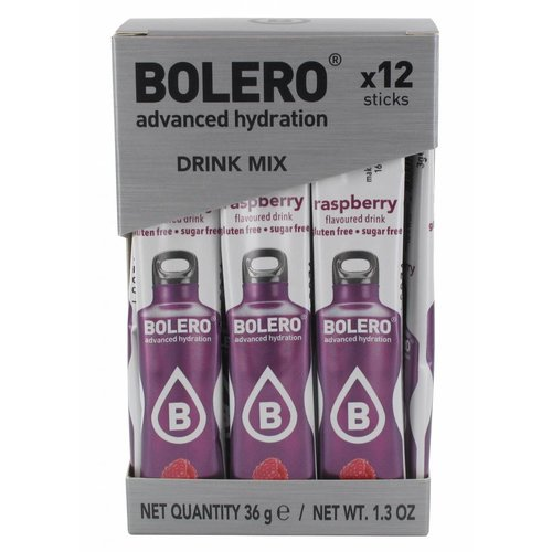 Bolero STICKS - Raspberry