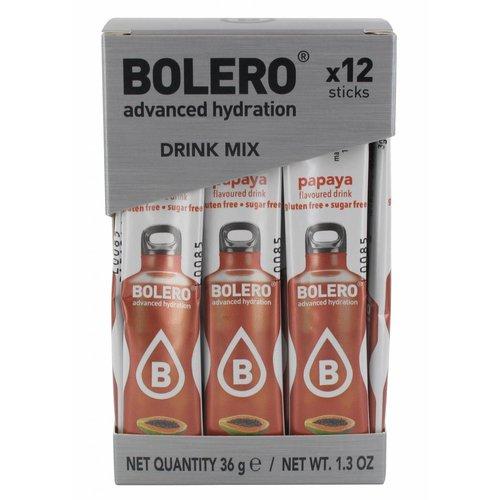 Bolero STICKS - Papaya (12 x 3g)