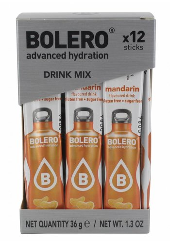 Bolero STICKS - Mandarin