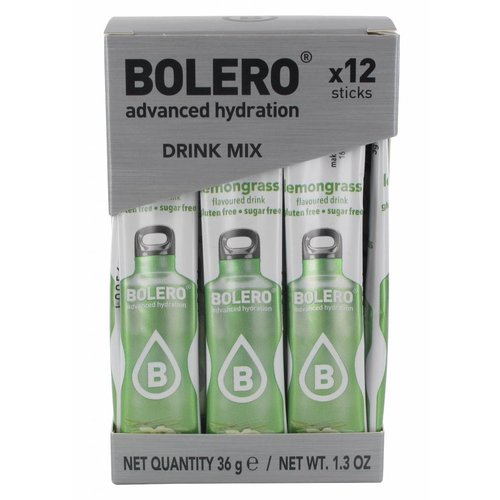Bolero STICKS - Citronella