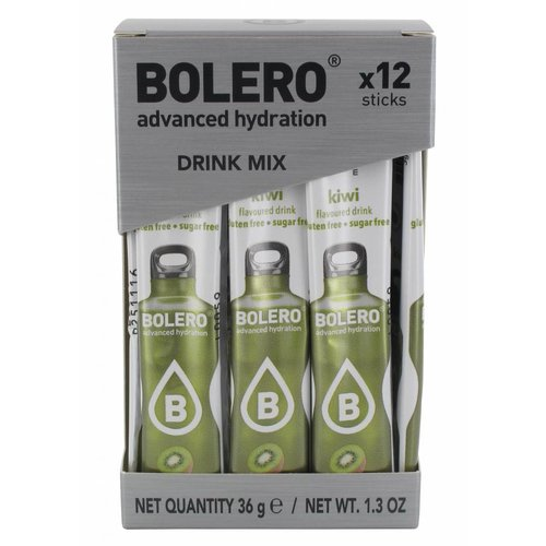 Bolero STICKS - Kiwi (12 x 3g)