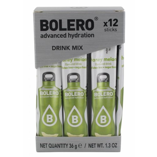 Bolero STICKS - Honeymelon (12 x 3g)