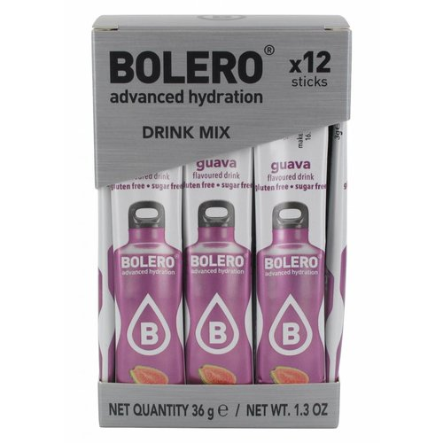 Bolero STICKS - Guava (12 x 3g)