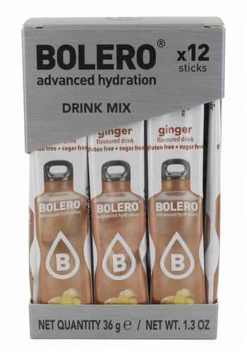 Bolero STICKS - Ginger