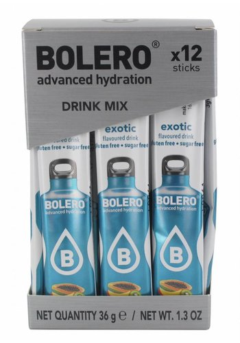 Bolero STICKS - Exotic