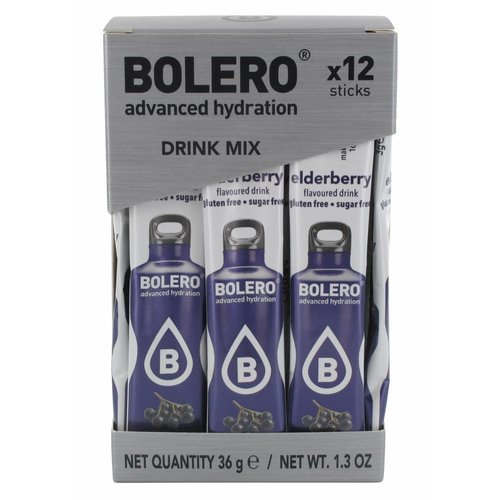 Bolero STICKS - Elderberry