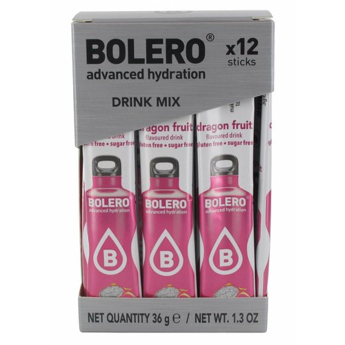 Bolero STICKS - Dragon Fruit (12 x 3g)