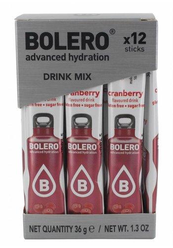 Bolero STICKS - Cranberry (12 x 3g)