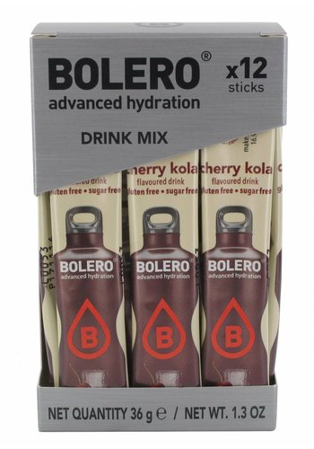 Bolero STICKS - Cherry Cola (12 x 3g)