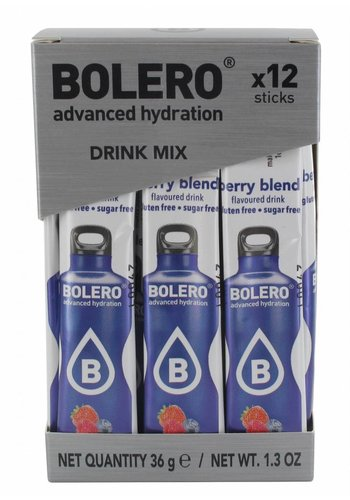 Bolero STICKS - Berry Blend (12 x 3g)