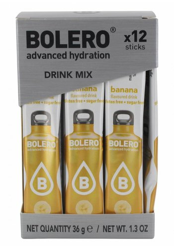 Bolero STICKS - Banana (12 x 3g)