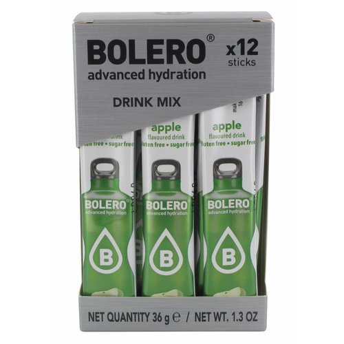 Bolero STICKS - Apple (12 x 3g)