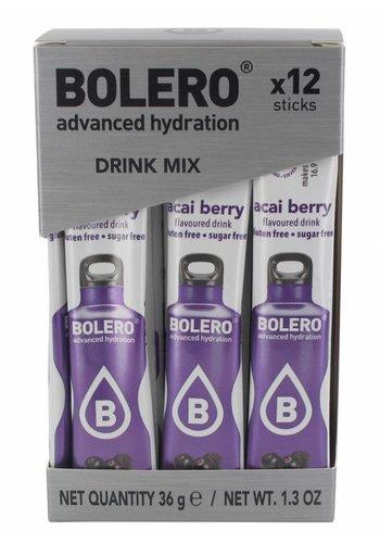 Bolero STICKS - Acai Berry (12 x 3g)
