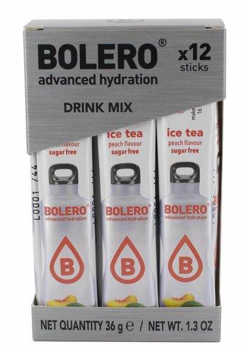 Bolero STICKS - ICE TEA Peach (12 x 3g)