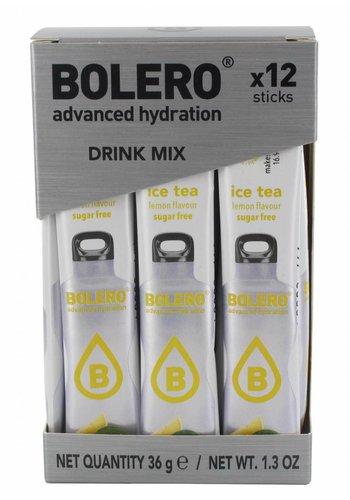 Bolero STICKS - ICE TEA Lemon (12 x 3g)