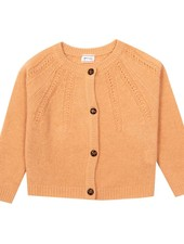 OUTLET // cardigan Glenda gold