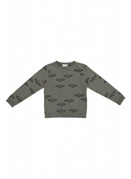 sweater - MADS Dark Army Air Ship